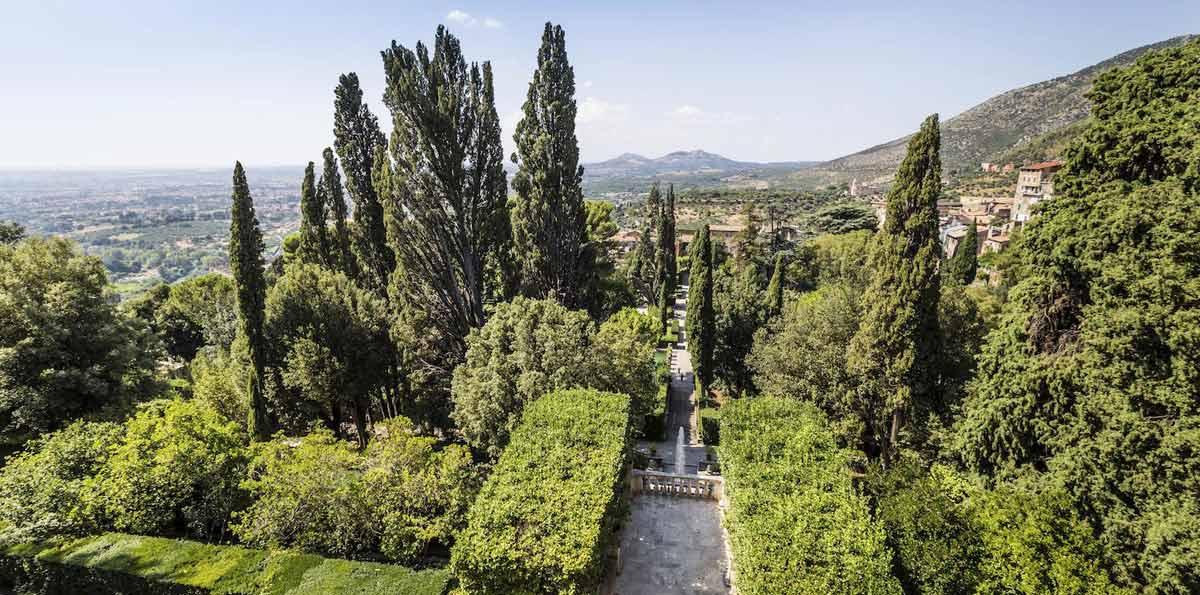 Excursión a Tívoli: Villa Adriana y Villa del Este