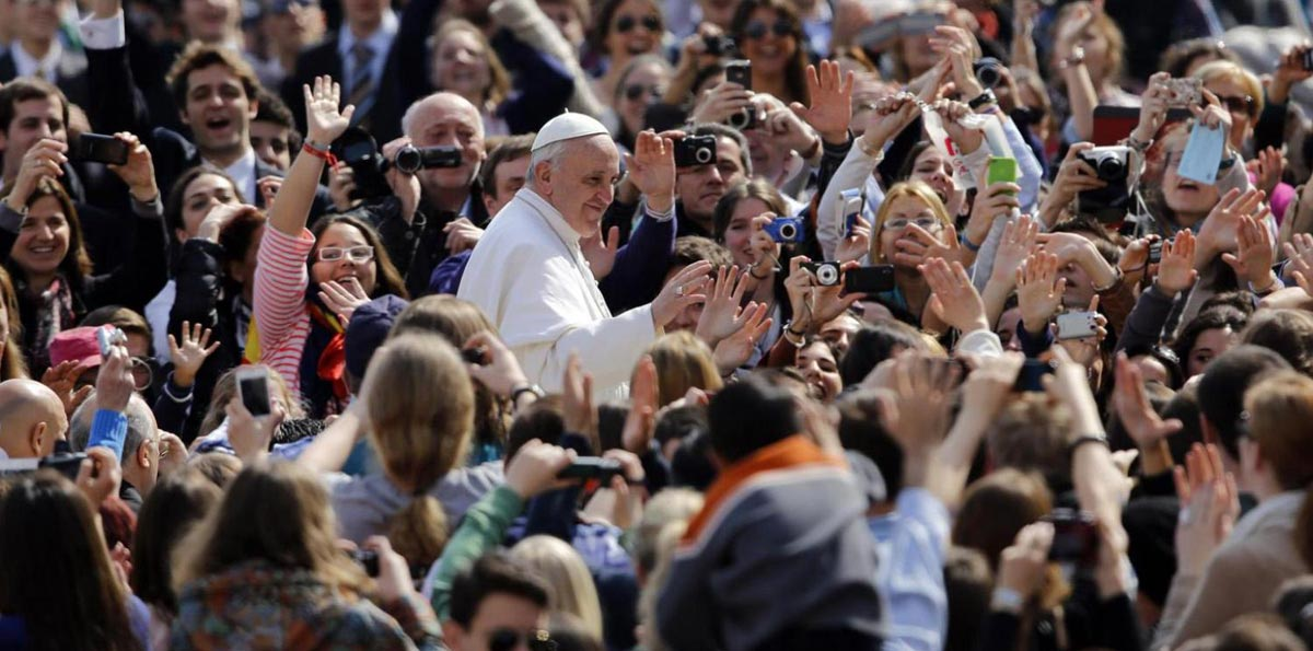 Tour por Roma y Bendición Papal