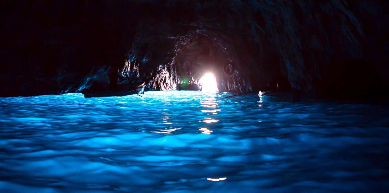 Excursión de 3 días a Capri con Gruta Azul desde Roma