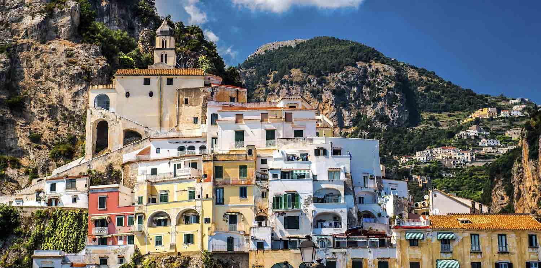Excursión a la Costa Amalfitana y Positano