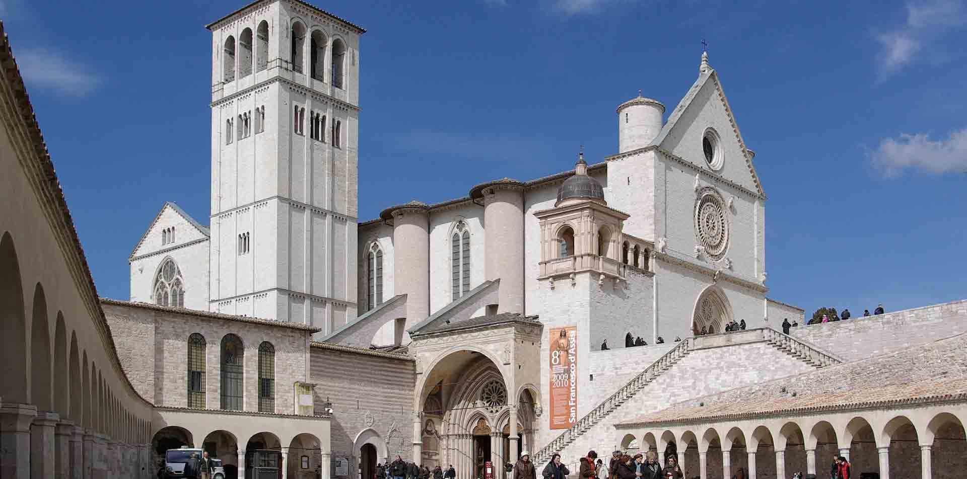 Excursión a Asís y Basílica de San Francisco desde Roma