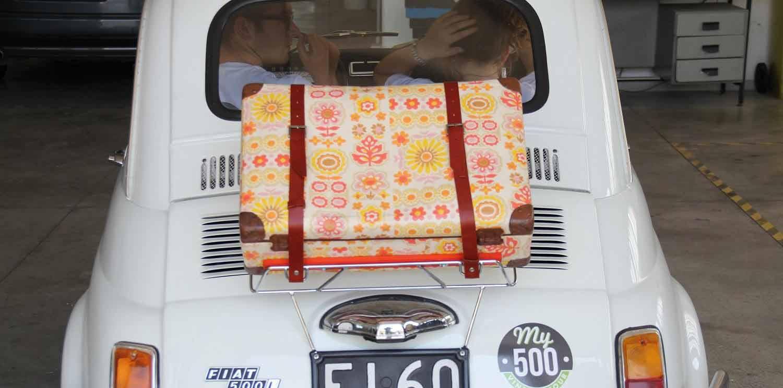 Tour en Fiat 500 por el Chianti desde Siena