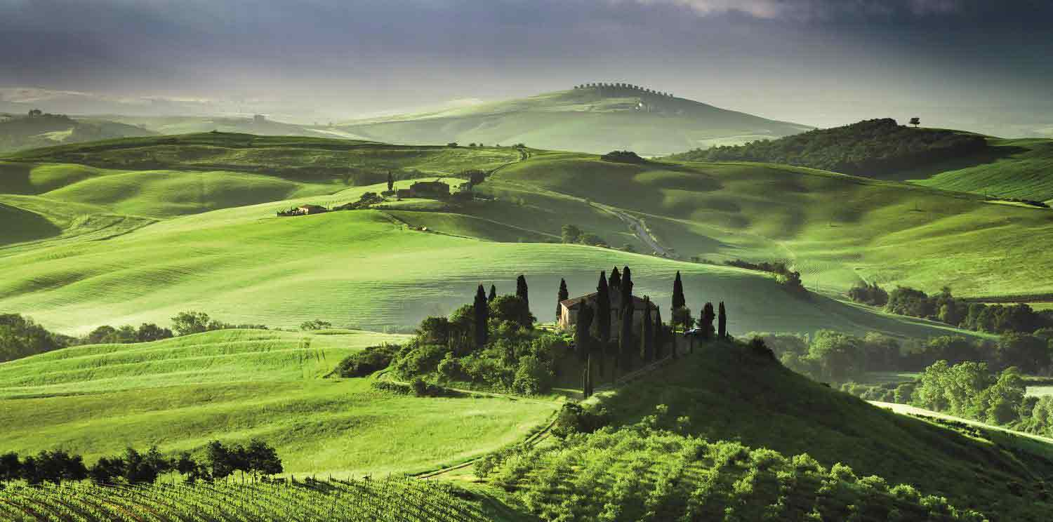Tuscany Tour: Montalcino, Pienza and Montepulciano from Siena