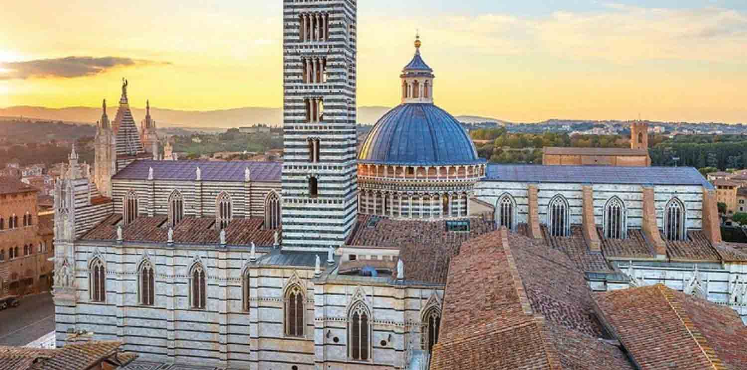 Siena guided walking Tour