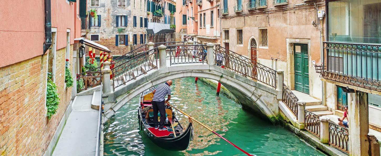 Visita guiada en Venecia