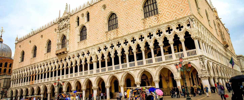 Visita guiada al Palacio Ducal de Venecia