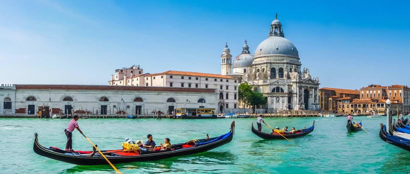 Paseo en góndola por Venecia