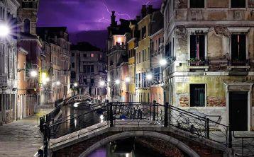 Tour nocturno por Venecia