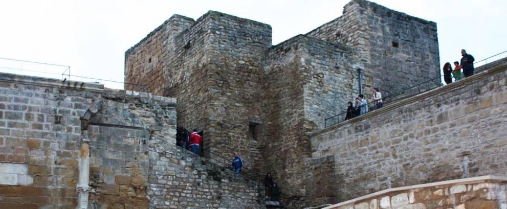 Tour Privado por el Castillo de Sabiote