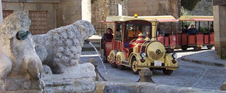 Tren Turístico de Baeza