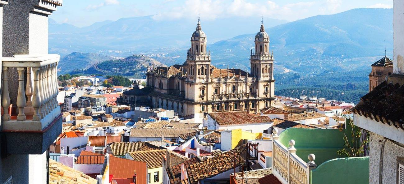 Jaen Walking Tour: Cathedral and Old Quarter