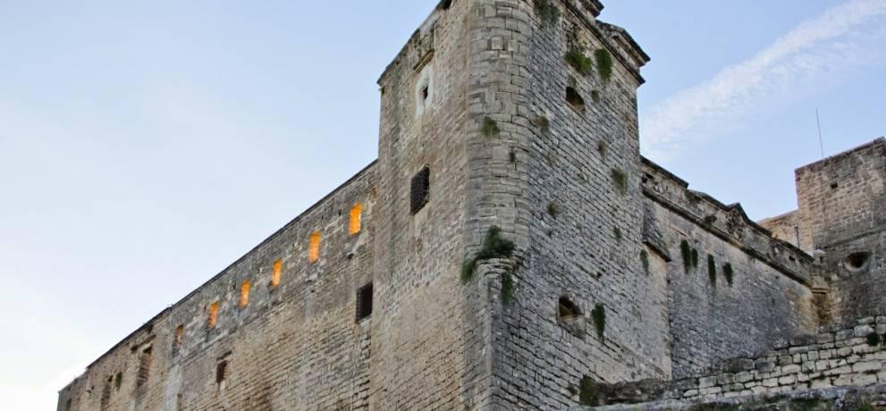 Visita guiada por Sabiote y su Castillo