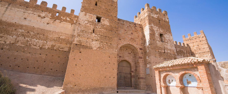 Visita al Castillo de Baños de la Encina