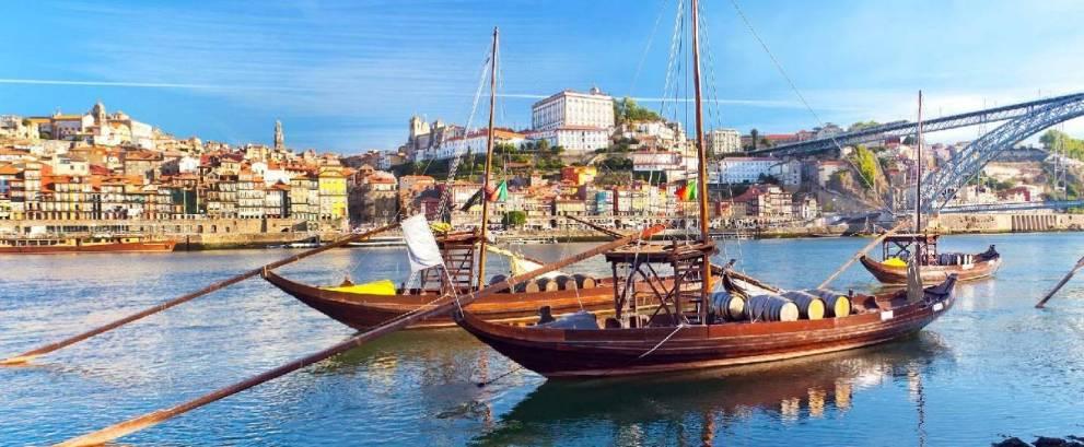 Tour Portugal en 5 días desde Madrid
