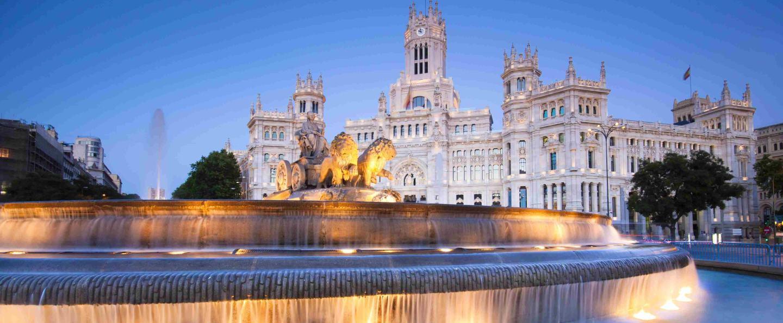 Circuito Madrid París en 7 días