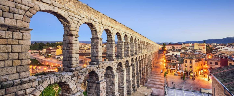 El Escorial and Segovia in one day trip