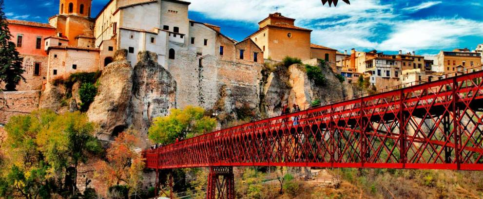 Cuenca from Madrid at your leisure