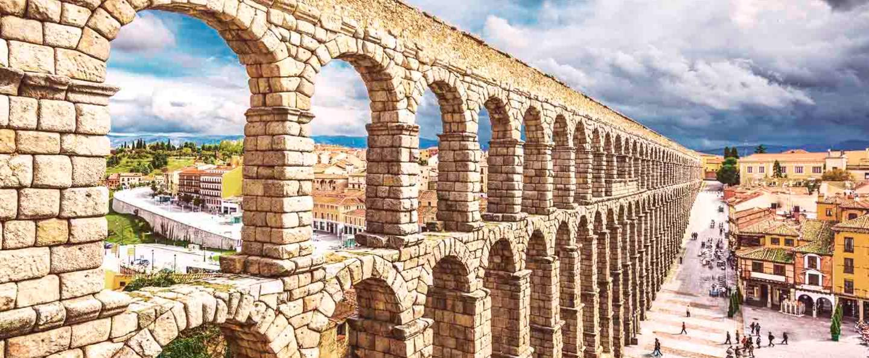 Oferta excursiones: Segovia, Ávila y Toledo en 2 días
