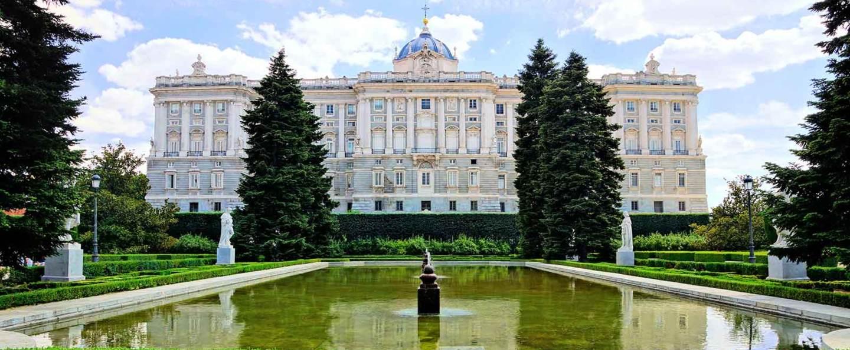 Visita guiada por el Palacio Real y el Museo del Prado