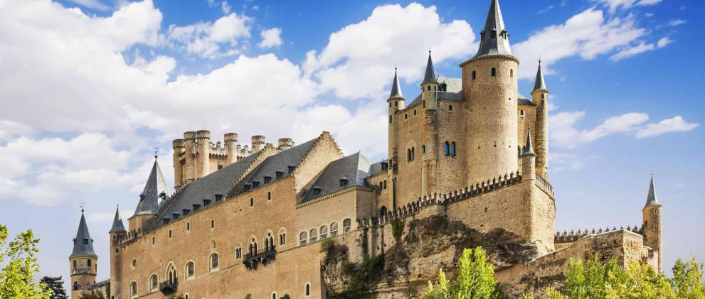 Segovia & Toledo Tour from Madrid