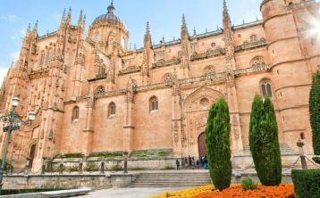 Tour Ávila y Salamanca desde Madrid
