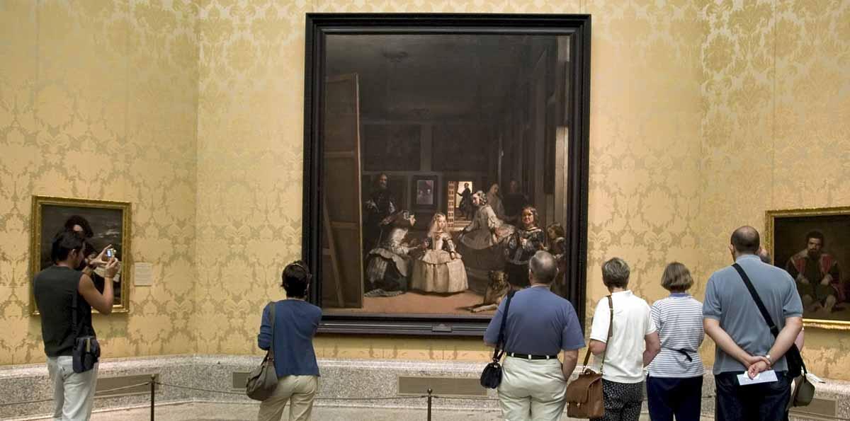 Acceso rápido: Visita guiada al Museo del Prado y Museo Reina Sofía con entradas incluidas