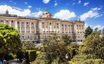 Madrid Royal Palace Tour