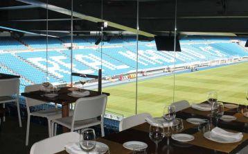 Tour Estadio Santiago Bernabéu con comida en el Real Café