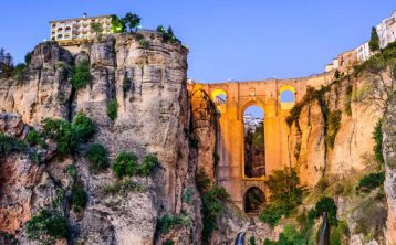 Andalusia Tour 7 days: Cordoba, Seville, Ronda & Granada from Madrid