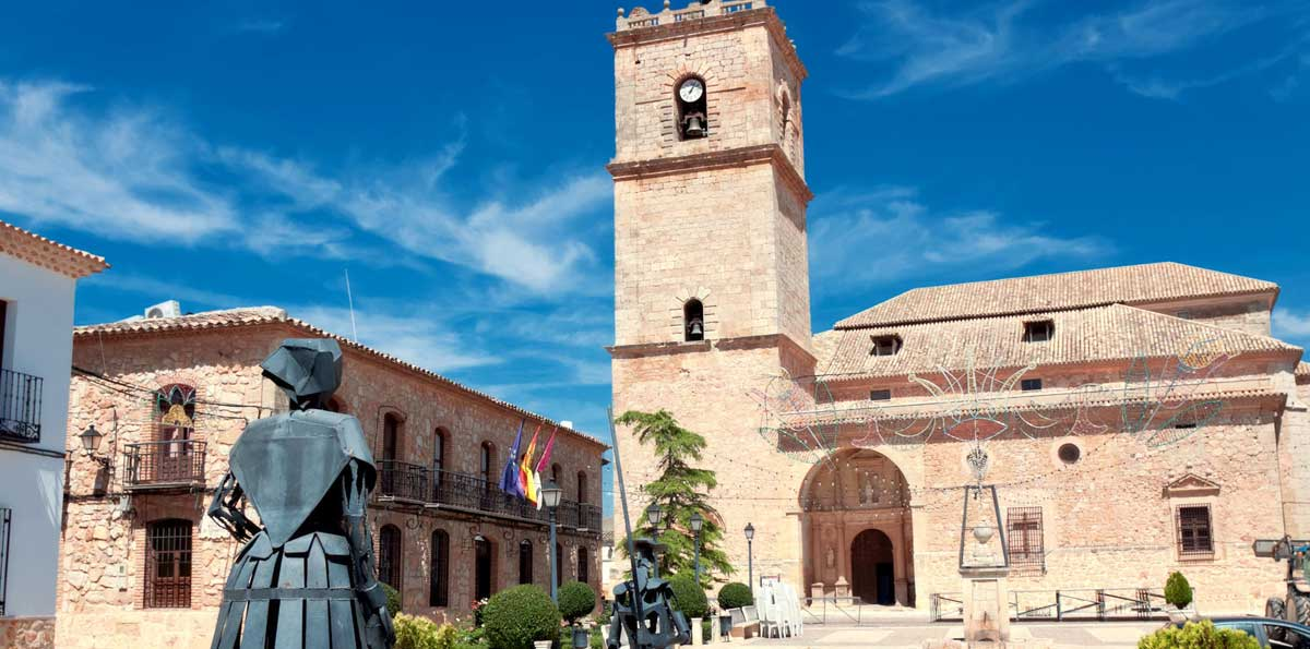 Tour Don Quijote de La Mancha desde Madrid
