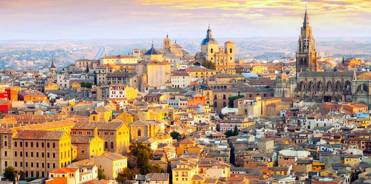 Toledo and Royal Site of Aranjuez Full Day tour from Madrid