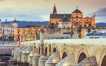 Seville, Cordoba and Granada Tour from Madrid in 4 days