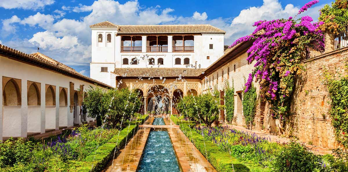 Tour Andalusia in 6 days from Madrid