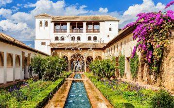 Tour por Andalucía desde Madrid en 6 días