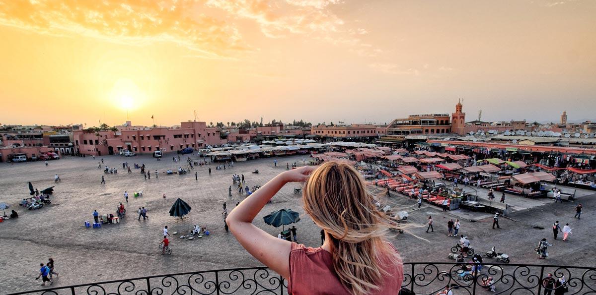 Excursión de 18 días por Portugal, Andalucía y Marruecos desde Madrid