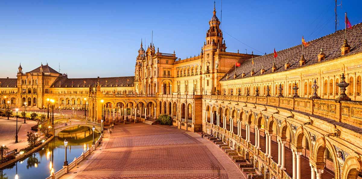 Tour de 6 días desde Barcelona: Córdoba, Sevilla, Granada y Valencia