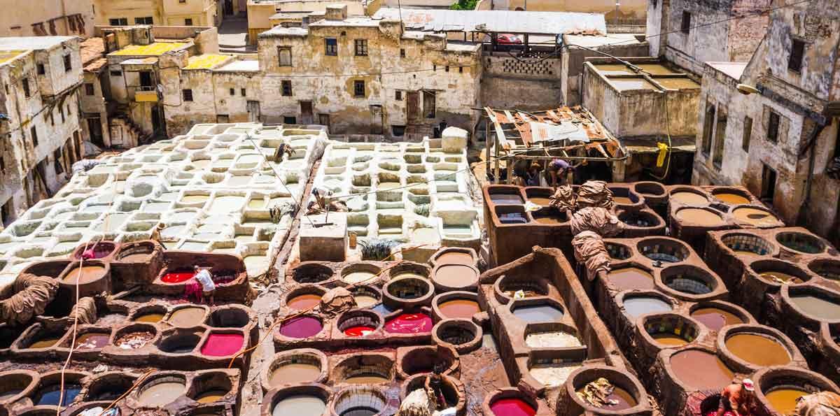 Circuito Marruecos desde Málaga en 5 días
