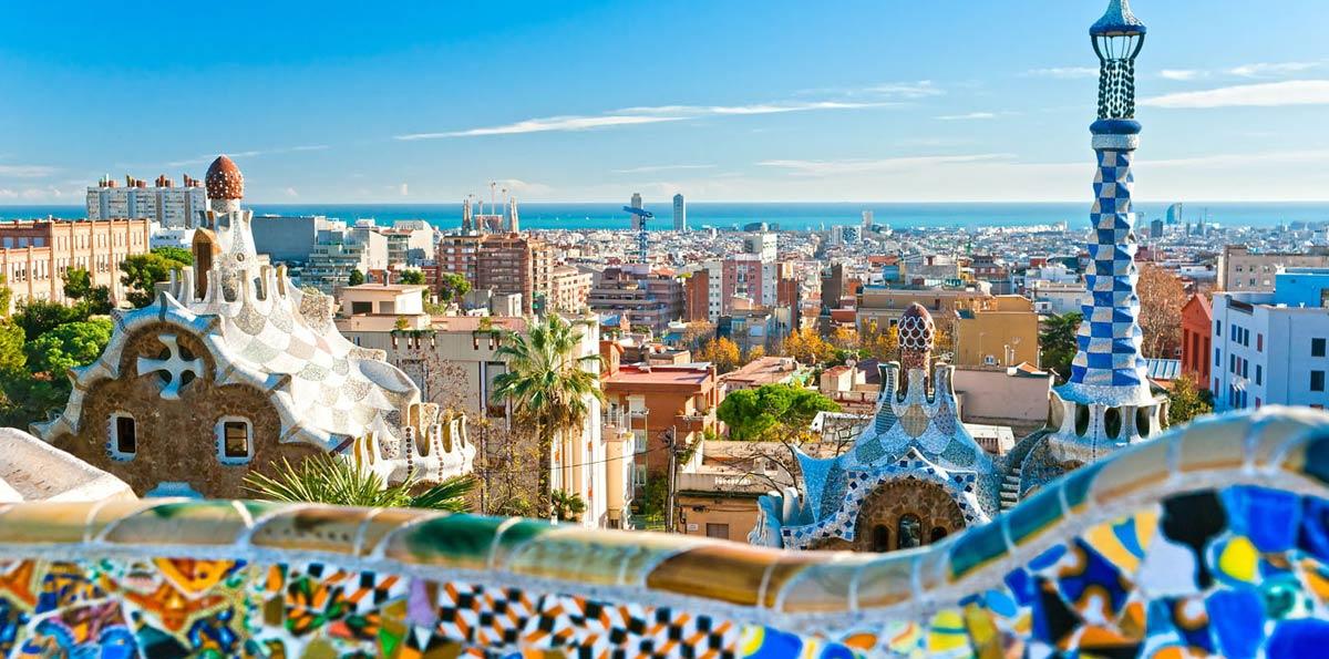 Excursión a Barcelona y Valencia en 4 días desde Madrid