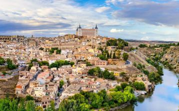 Andalucía and Toledo: 5 Days Tour from Barcelona