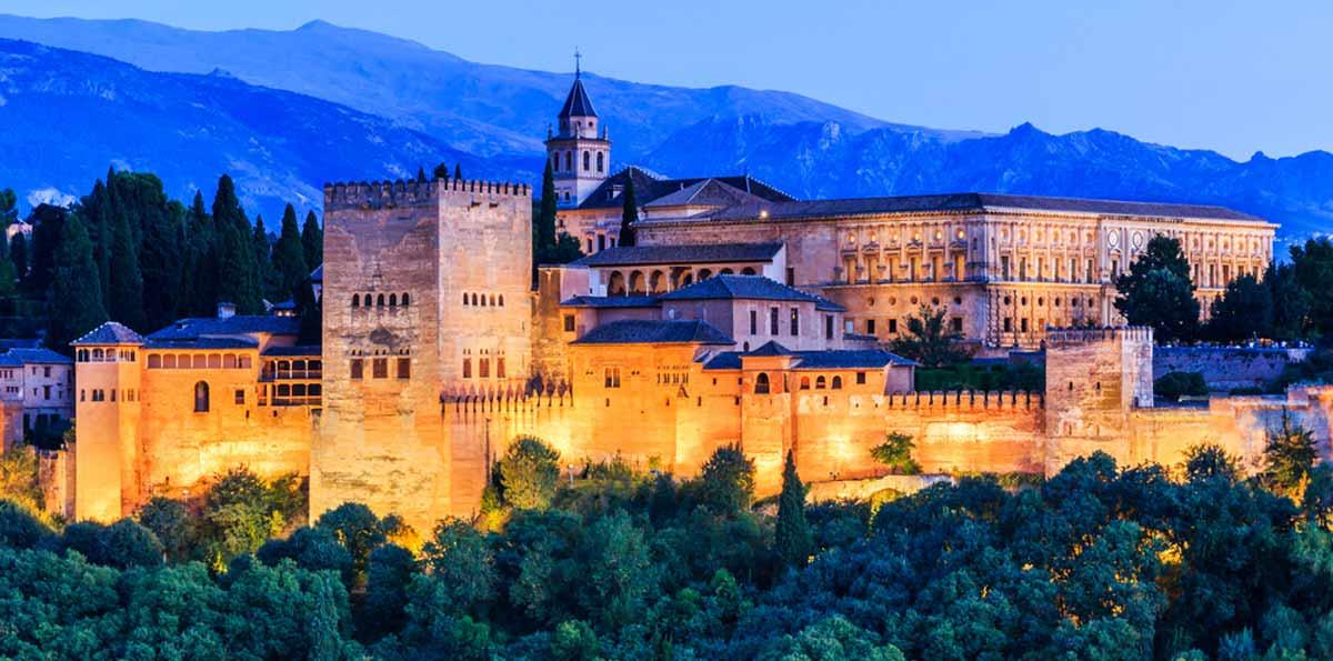 Viaje por el Sur de España desde Madrid