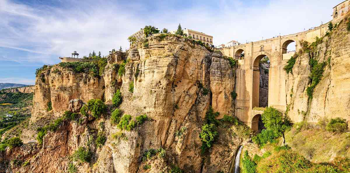 Andalucia trip: Seville, Cordoba and Ronda from Madrid in 4 days