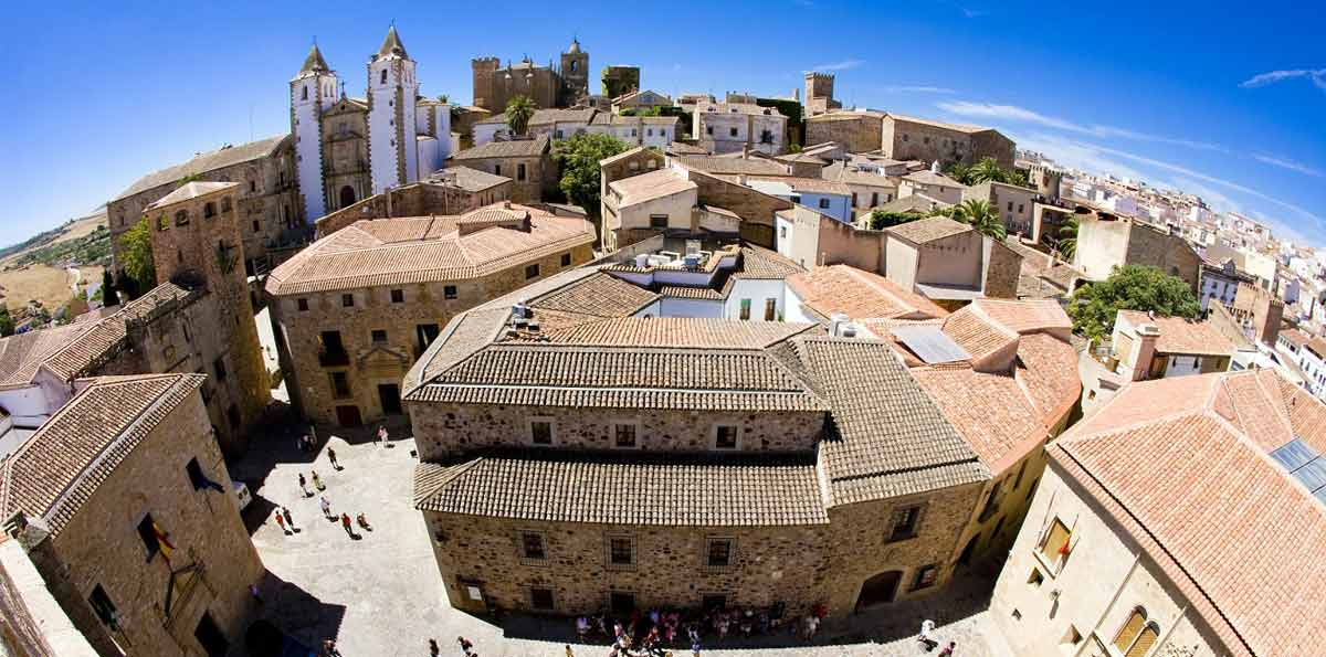 Circuito por Andalucía desde Madrid en 4 días