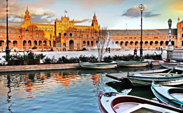 Seville, Cordoba & Caceres Tour from Madrid in 3 days