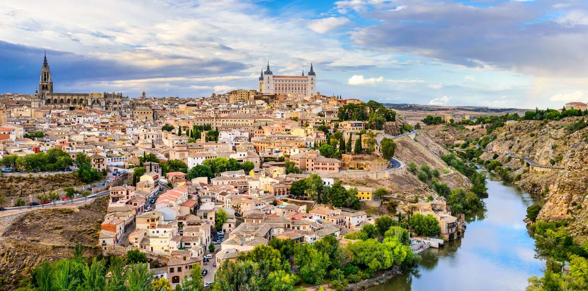Andalucia Tour from Barcelona in 8 days