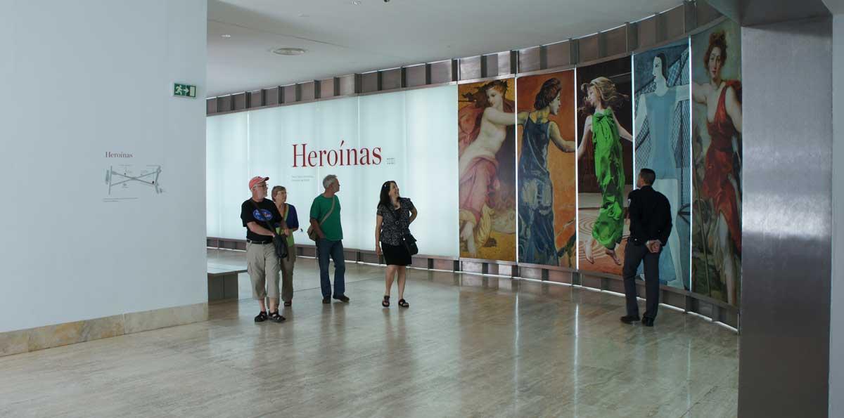 Visita guiada en el Museo Thyssen-Bornemisza