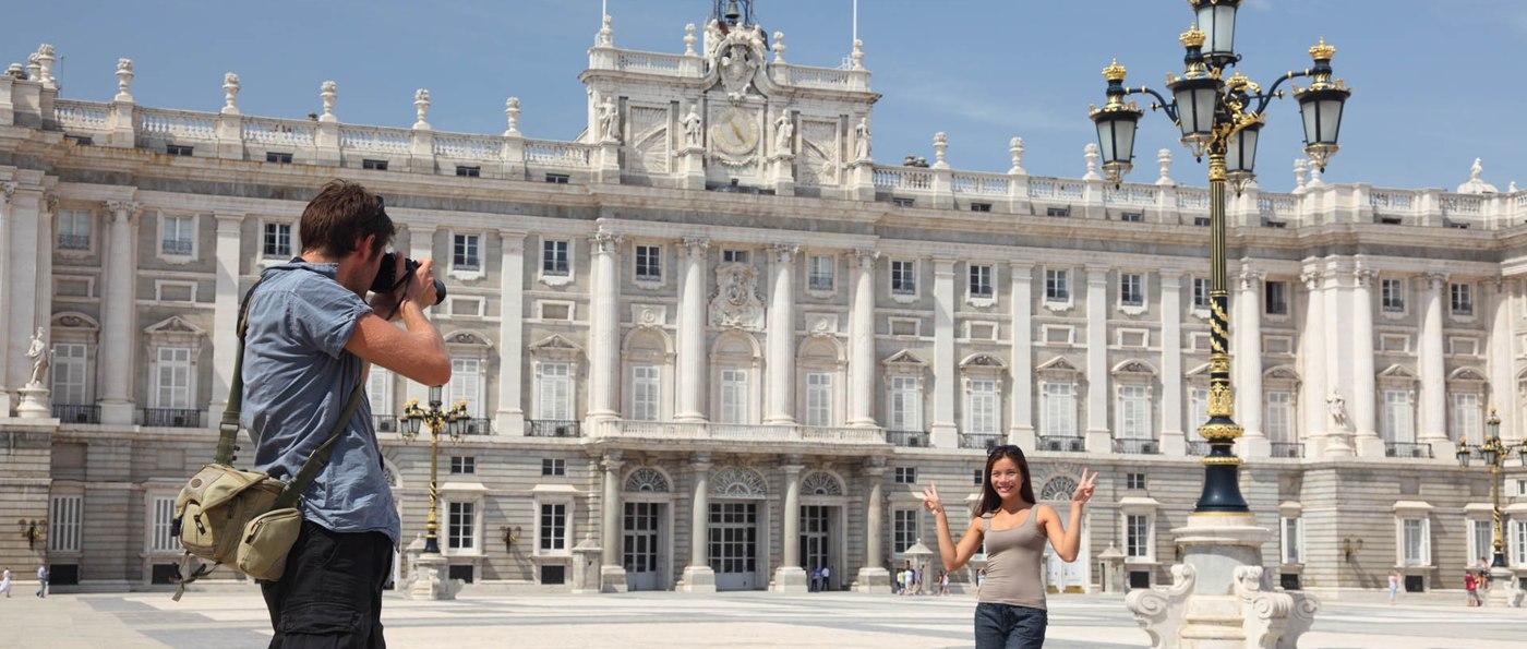 Madrid half day Tour