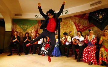 Espectáculo Flamenco en Madrid
