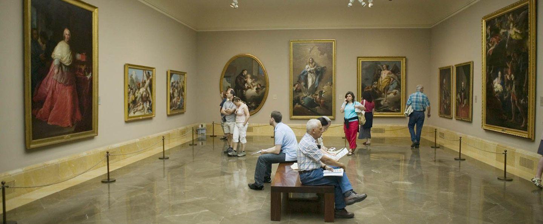 Visita privada en el Museo del Prado