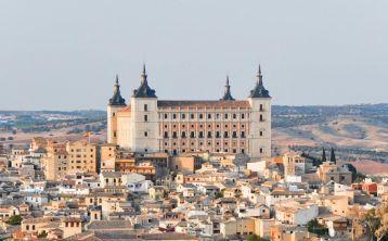 Tour a Toledo con Cata de vinos