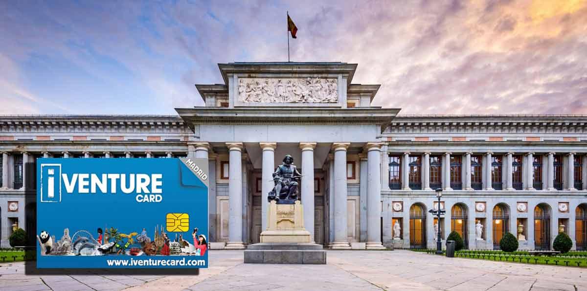 Tarjeta turística iVenture Card Madrid